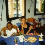 ibiza, famille