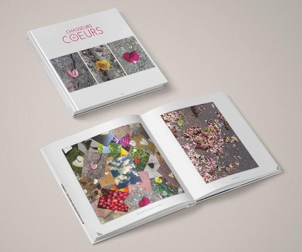Chasseurs de coeurs le livre de Julie Lipinski et Thibault Chenaille