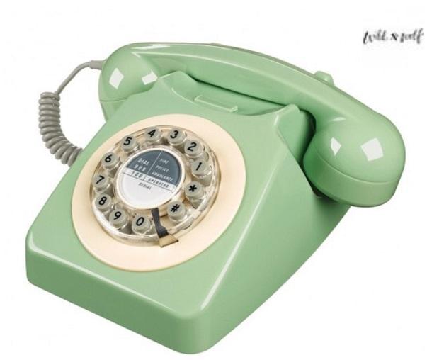 Calendrier de l'Avent, J moins 17: Un téléphone vintage…