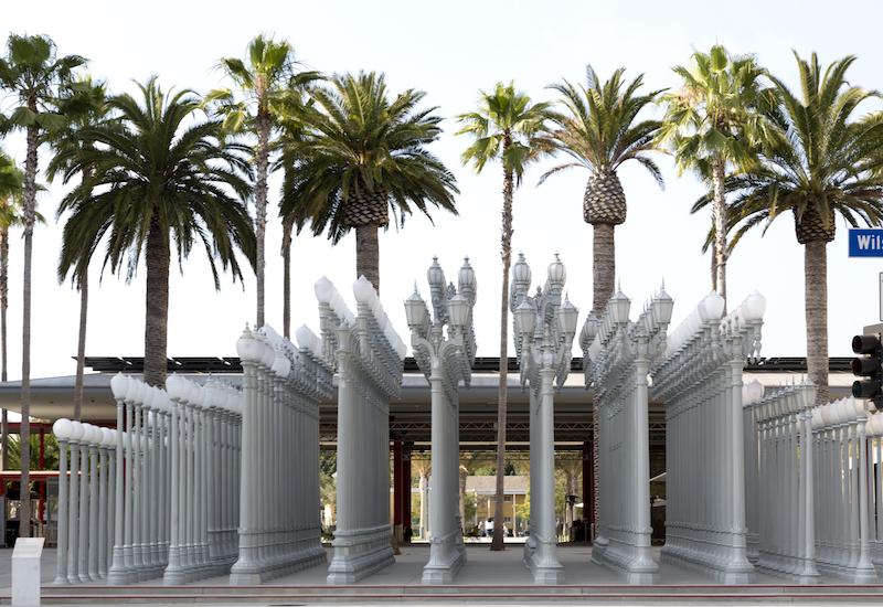 L'Art à Los Angeles