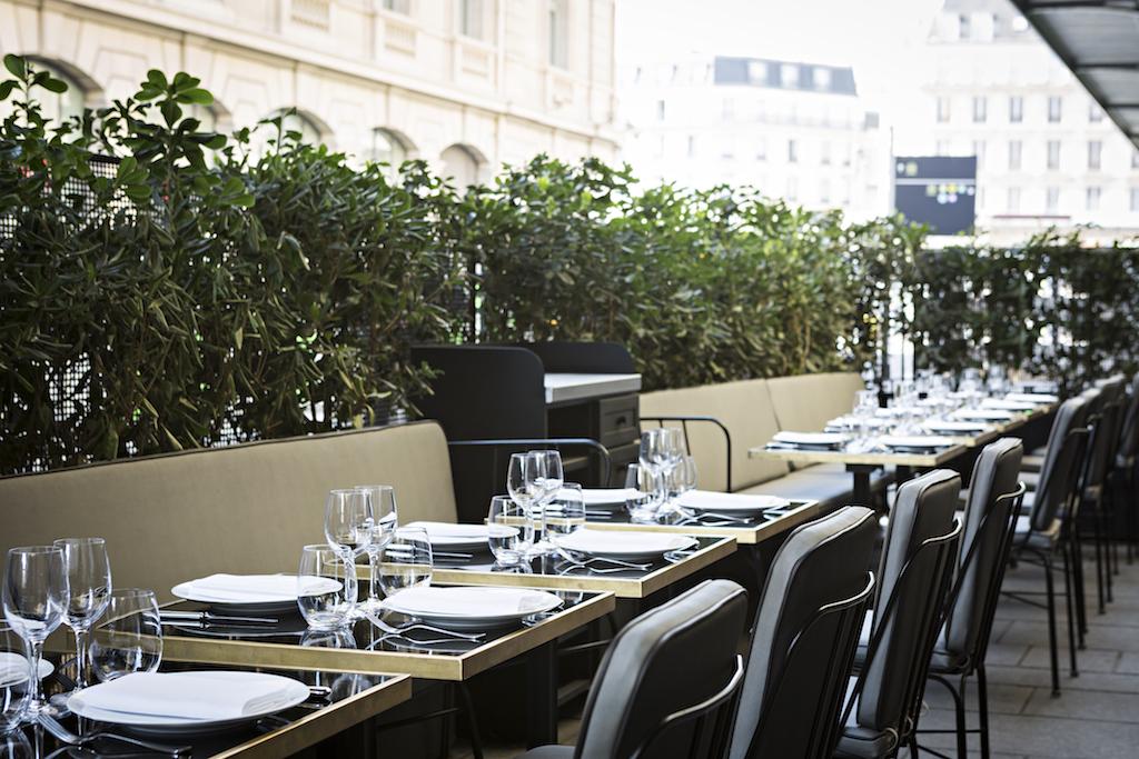 Restaurant La Terrasse Saint Lazare
