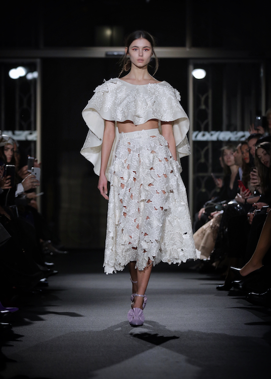 Défilé Dany Atrache à la Paris Fashion Week 2018