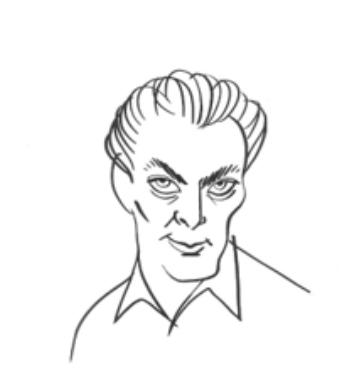 Paul Auster, illustration de Pénélope Bagieu
