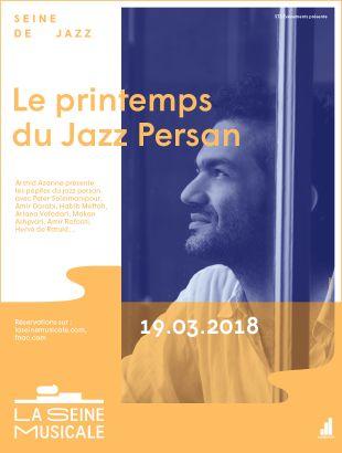 Seine Musicale Printemps du Jazz Persan