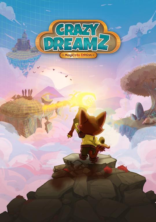 Crazy Dreamz, grand gagnant du concours de création de Jeux Vidéo du MAGIC