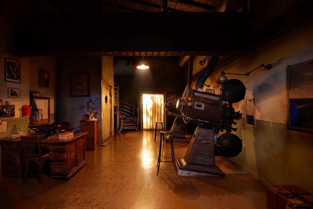 Rex Studio, sortie en famille, paris