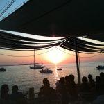 sunset, Ibiza