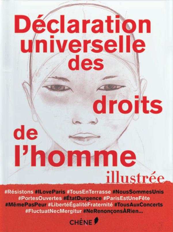 La Déclaration universelle des droits de l'homme illustrée