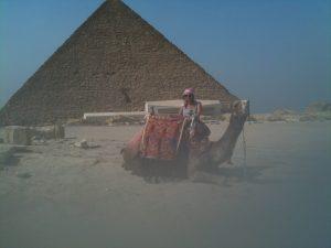 egypte, pyramides