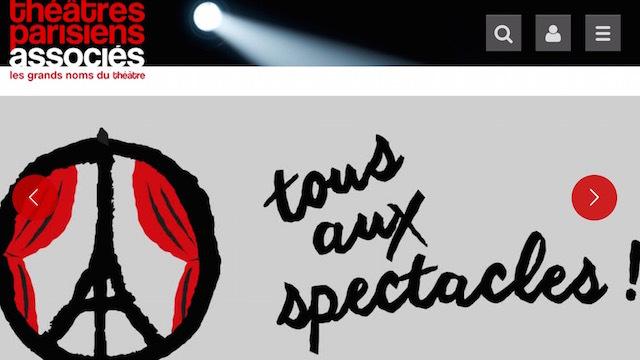 Les Théâtres Parisiens Associés