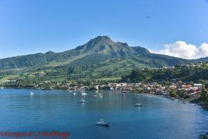montagne Pelée, Martinique