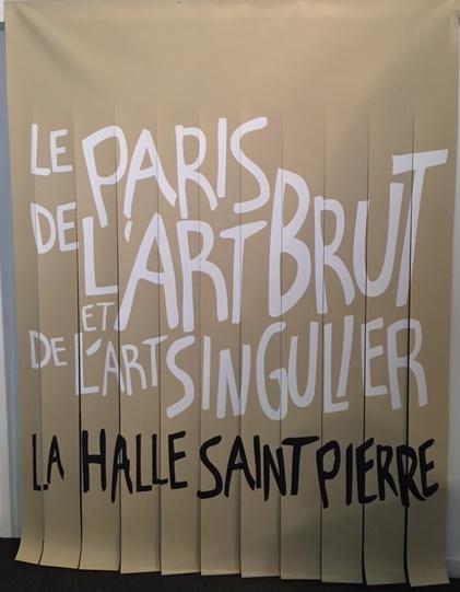 L'Esprit singulier, Collection de l'Abbaye d'Auberive investit la Halle St Pierre