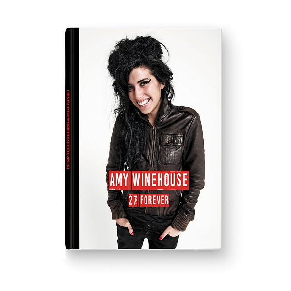 AMY WINEHOUSE 27 Forever