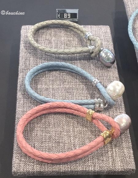 Majorica bracelet ©zenitudeprofondelemag.com