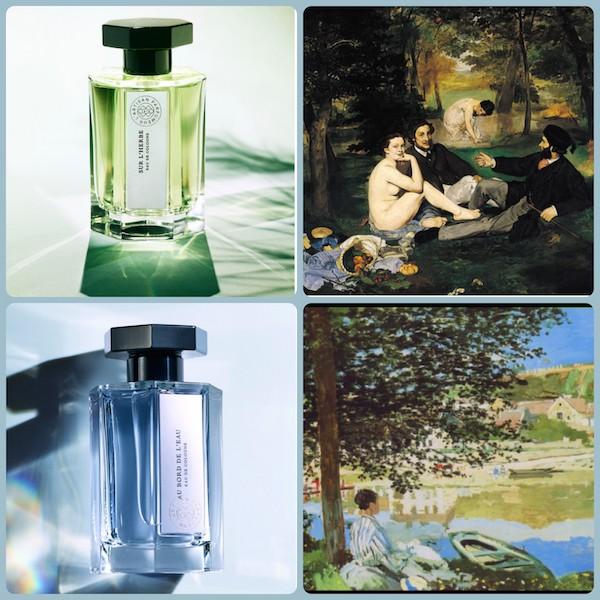Deux nouveautés chez l'Artisan Parfumeur…