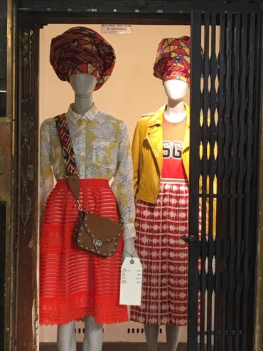 Africa Now Galeries Lafayette