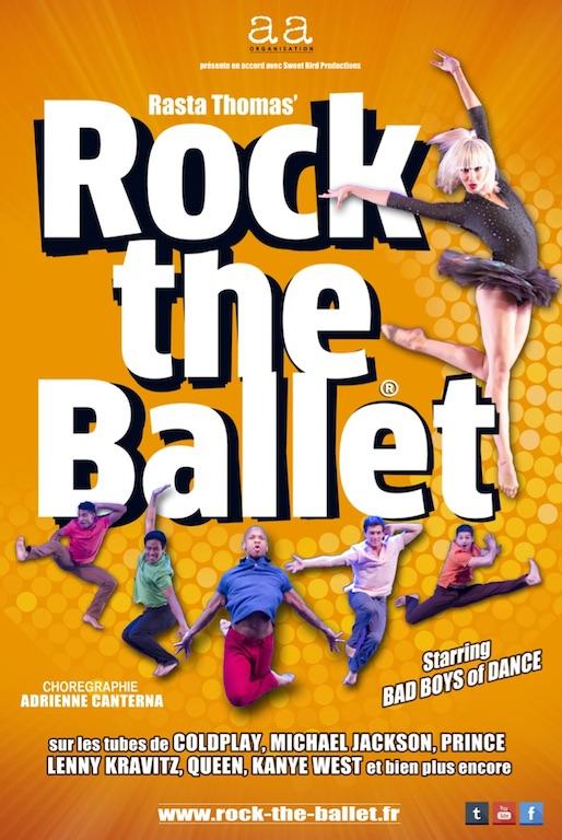 Rock the Ballet au Casino de Paris