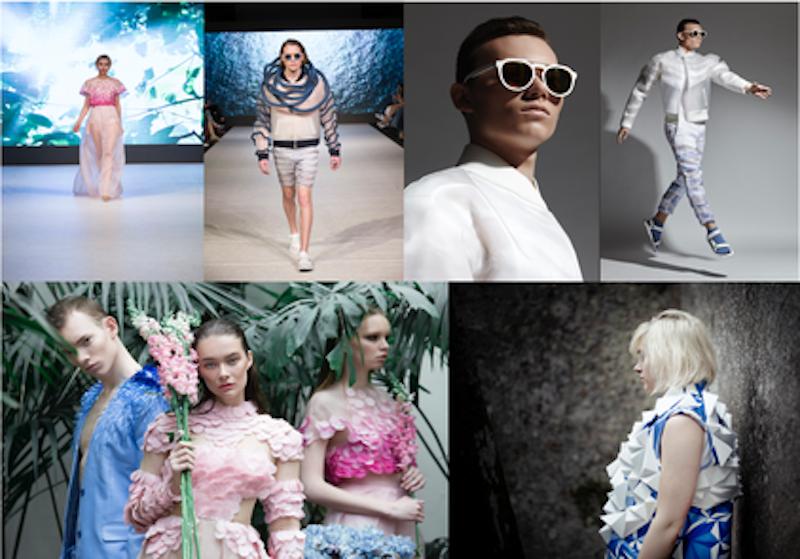 Armine Ohanyan, lauréate des E Fashion Awards 2016 s'est fait sa place dans l'univers de la Haute Couture.