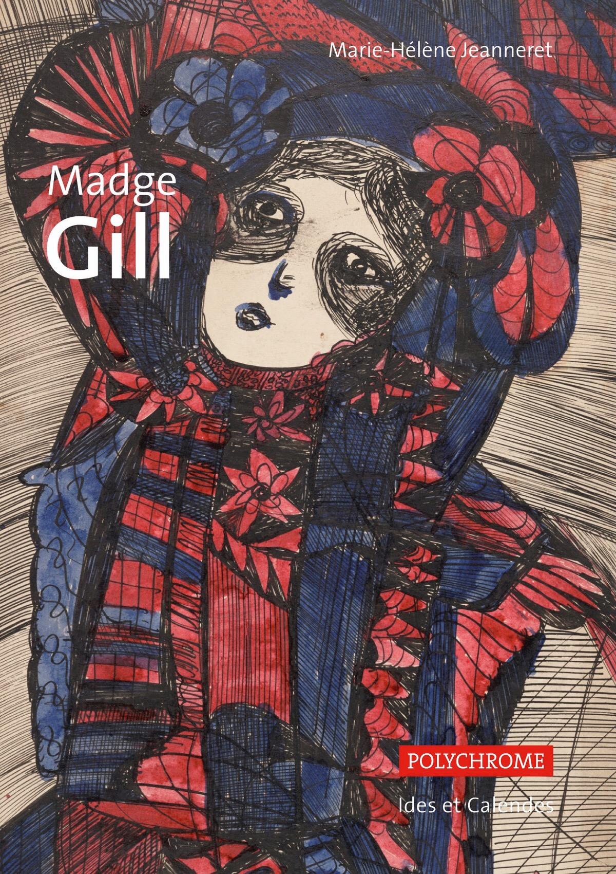 Madge Gill par Marie-Hélène Jeanneret