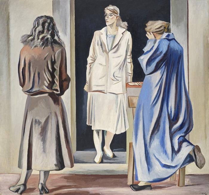 La Galerie BOULAKIA expose 25 toiles inédites d'Alberto Magnelli