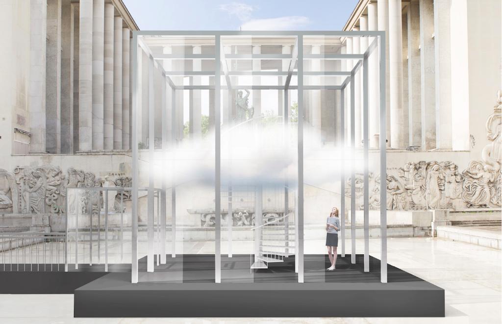 La Maison Cartier dévoile son premier OSNI – Objet sentant non identifié.