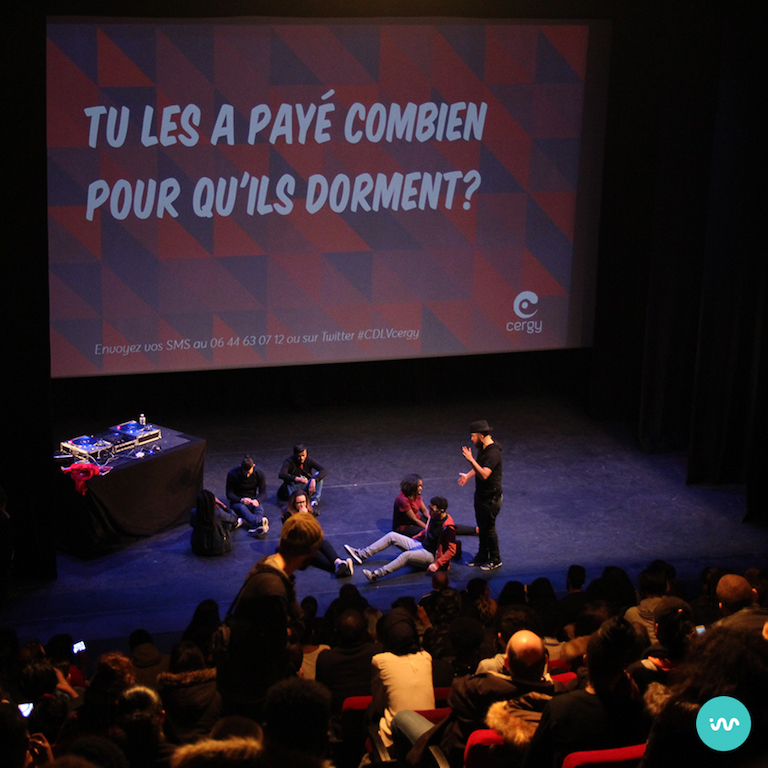 Interactive Wall, LE «PLUS» pour votre évènement