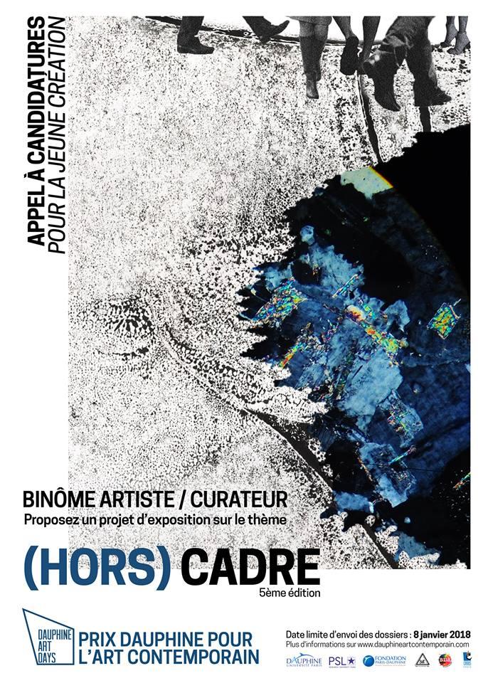 5ème édition du Prix pour l'Art contemporain de Paris-Dauphine