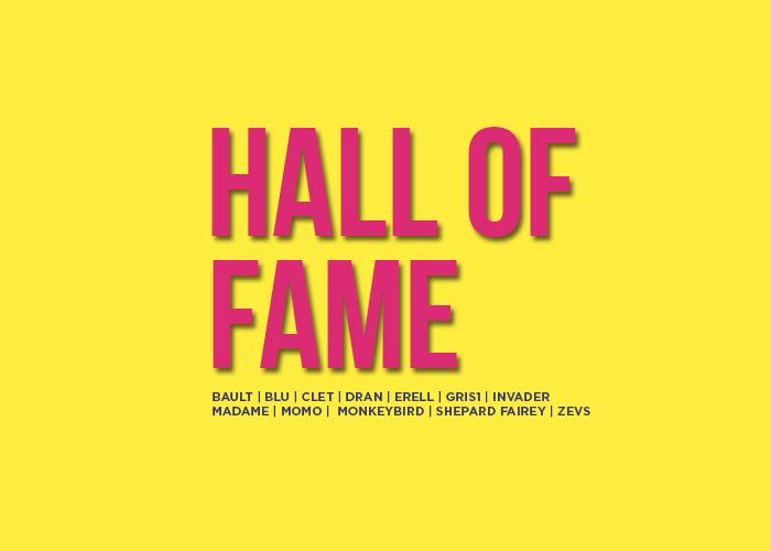 « Hall of Fame »