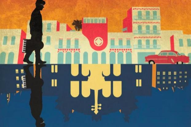 «VIA HAVANA»  – JOACHIM HORSLEY au Théâtre des Folies Bergère