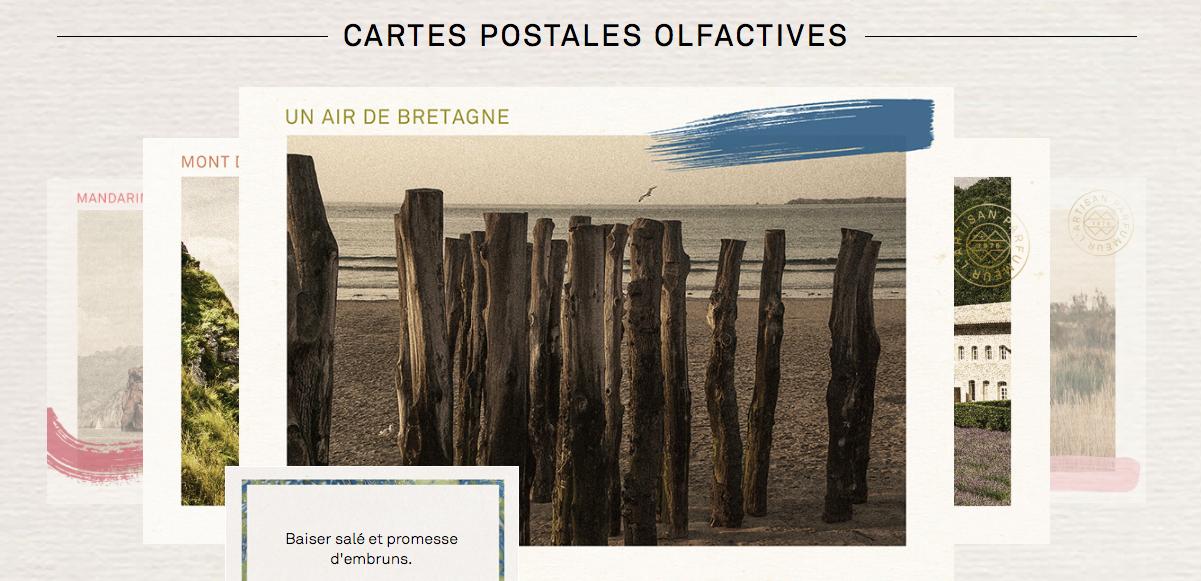 l artisan parfumeur_cartes_postales_olfactives