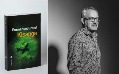 Emmanuel GRAND lauréat du Prix Landerneau Polar 2018