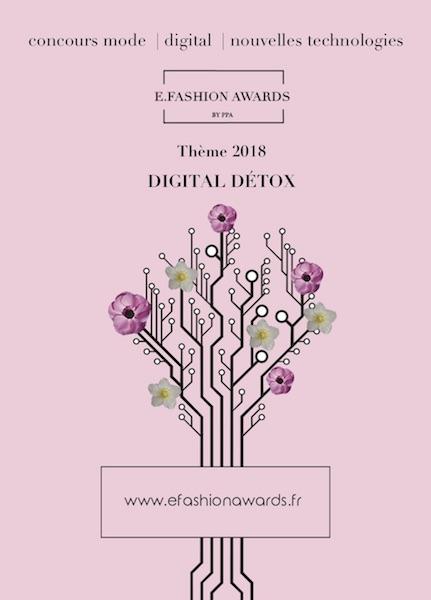 Découvrez le thème de la 8e édition du concours E.Fashion Awards