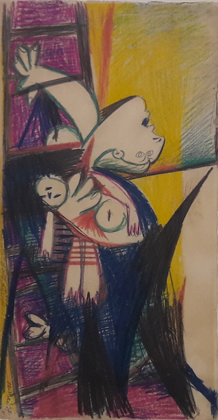 exposition-guernica-musee-picasso-paris