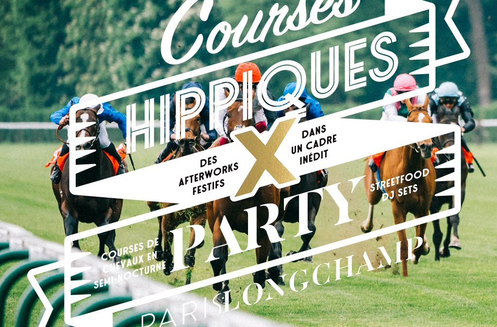 Hippodrome ParisLongchamp: Les Jeuxdi by ParisLongchamp et la Garden Party du 14 Juillet !
