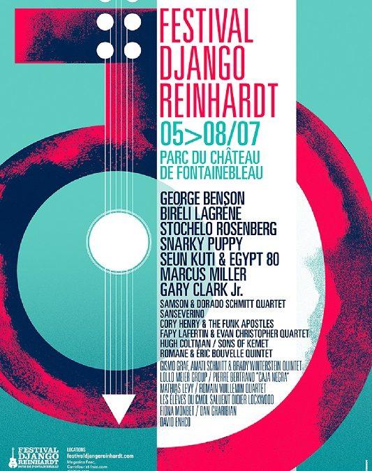 Festival Django Reinhardt – 50 Ans déjà!