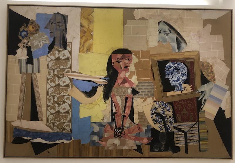 Femmes-à-leur-toilette-Pablo-Picasso- Zenitude Profonde Le Mag