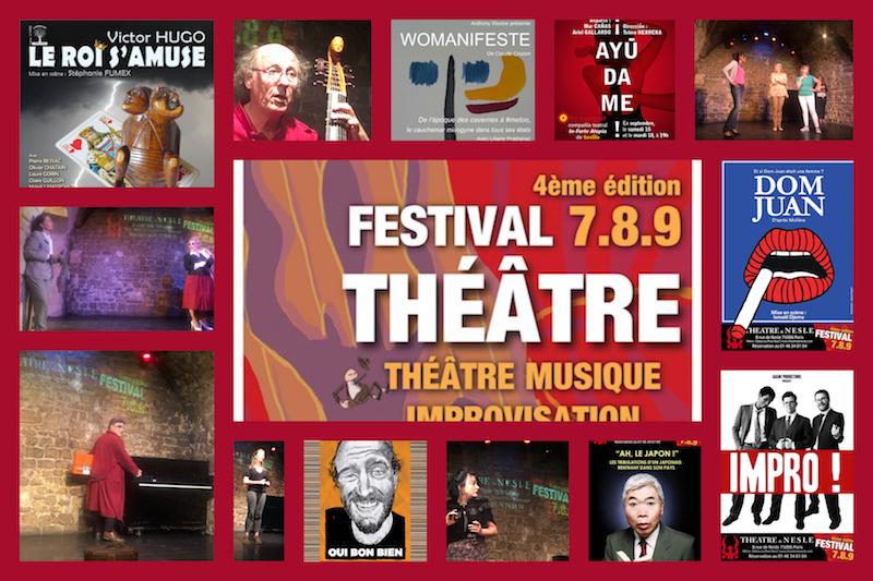 Festival 7.8.9 : les 5 présentations qui m'ont le plus bluffée …