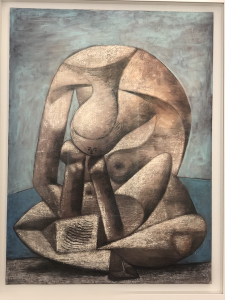 Grande-baigneuse-au-livre-Pablo-Picasso-zenitude-profonde-le-mag