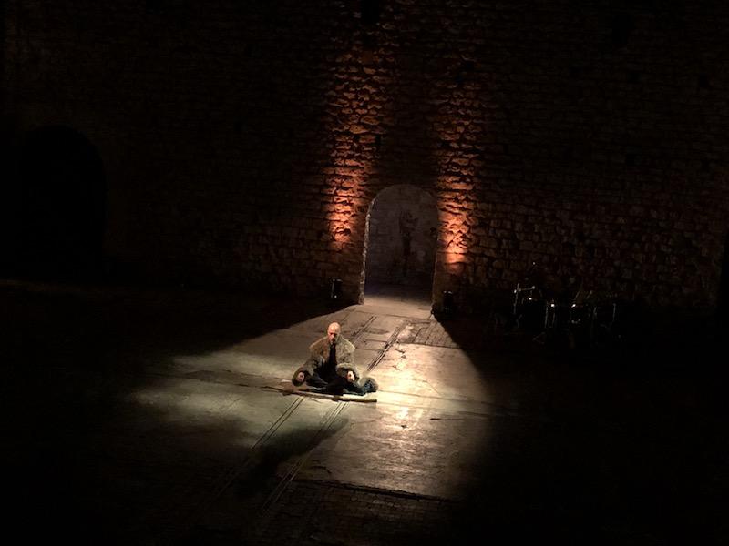 Le Roi Arthur - Jérôme Keen (Merlin) - Photo Zénitude profonde Le Mag