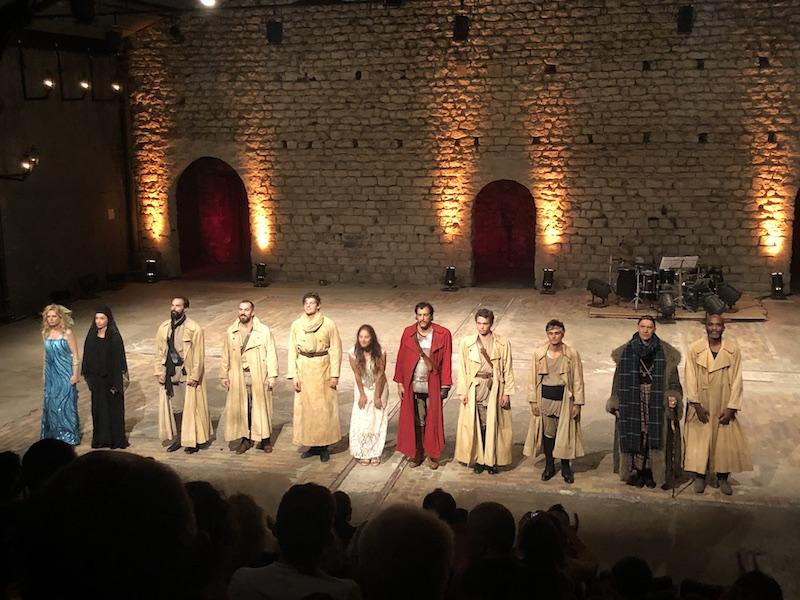 Le Roi Arthur - Théâtre de l'épée de Bois - Photo Zenitude Profonde le Mag