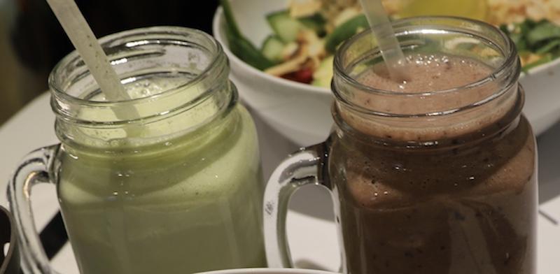 Cocktails de fruits frais DS Café Beaugrenelle - Photo Zenitude Profonde le Mag