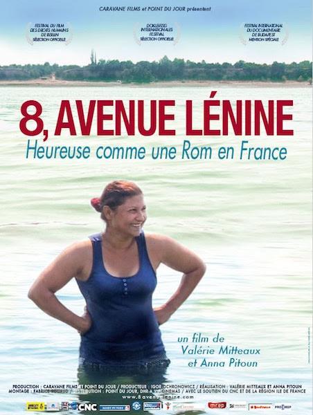 8, avenue Lénine – Heureuse comme une Rom en France, de Valérie Mitteaux & Anna Pitoun