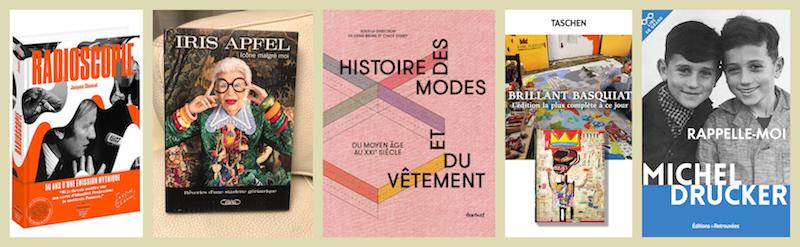 Beaux Livres: les 7 incontournables du mois d'octobre.