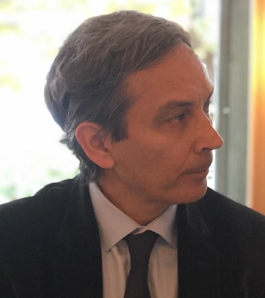Thierry CHOMEL, Directeur de BARNES Provence-Littoral et BARNES Paris Rive Gauche