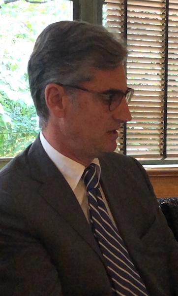Richard TZIPINE, Directeur Général de BARNES