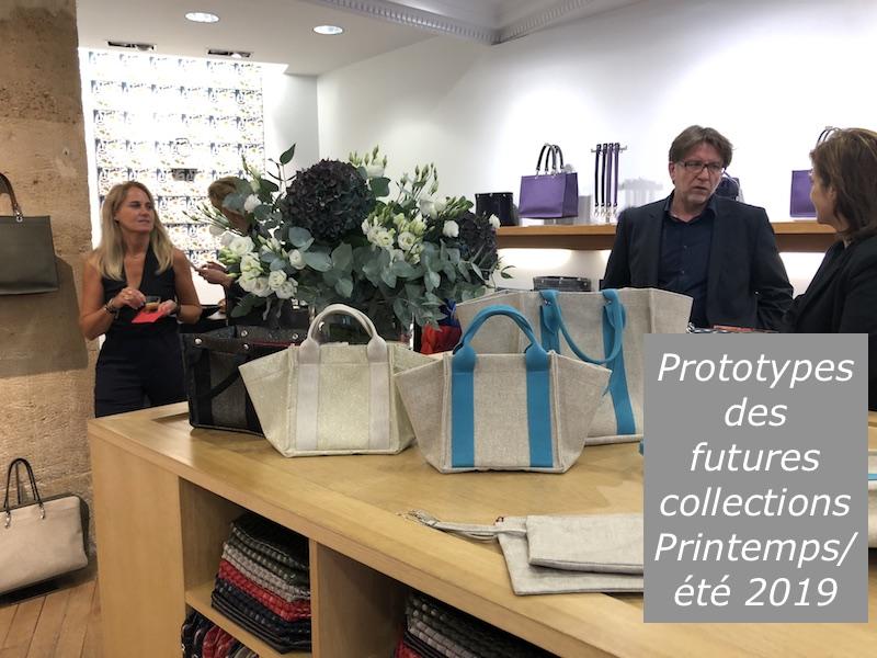 UN JOUR UN SAC ... DES SACS DE LUXE 100% MADE IN FRANCE ZENITUDE PROFONDE LE MAG
