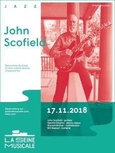 La Seine Musicale accueille john scofield