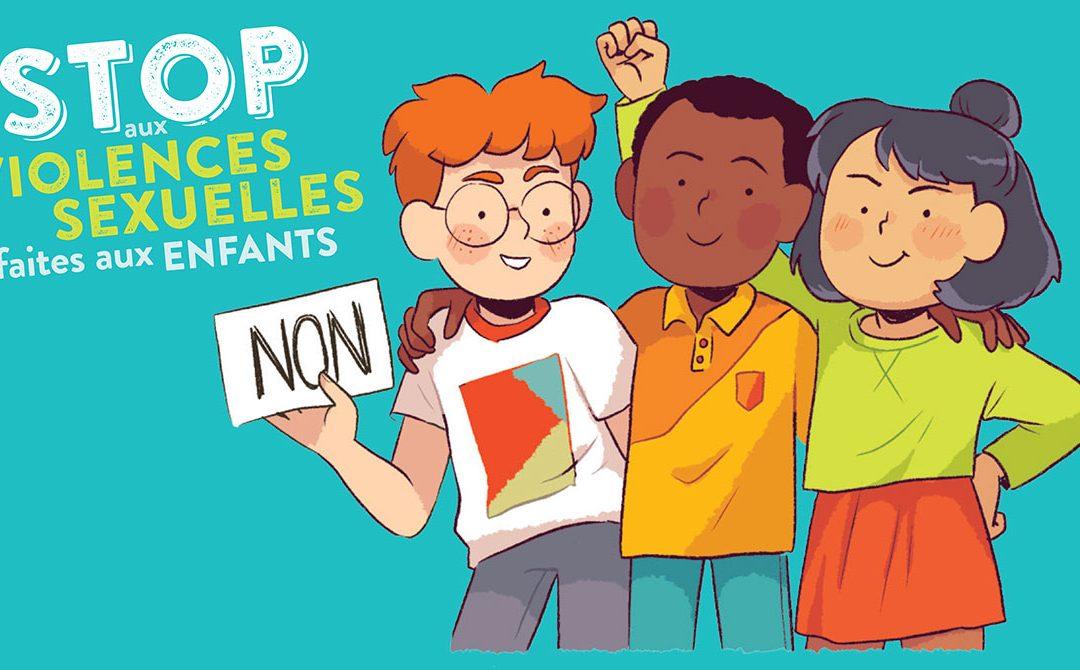 «Traumatismes d'enfance : Oser en parler» sur France 2