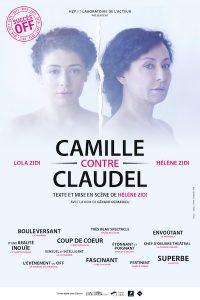 Camille contre Claudel Hélène et Lola Zidi - Photo Zenitude profonde Le Mag