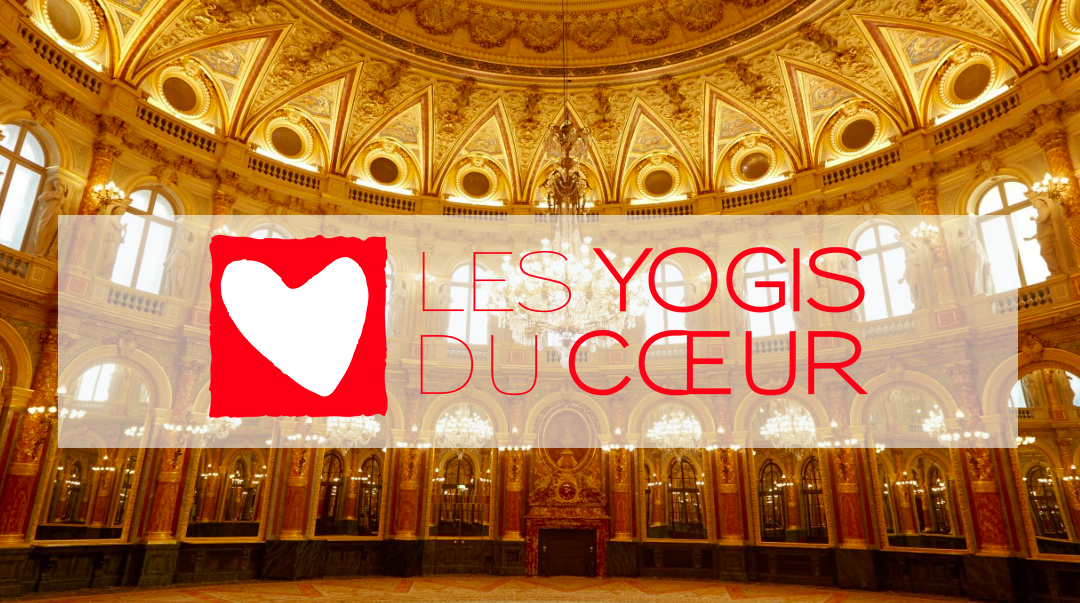Les Yogis du Cœur à L'InterContinental Paris